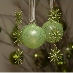 Natalie's Ornaments - Display by Eastern Washington Chapter