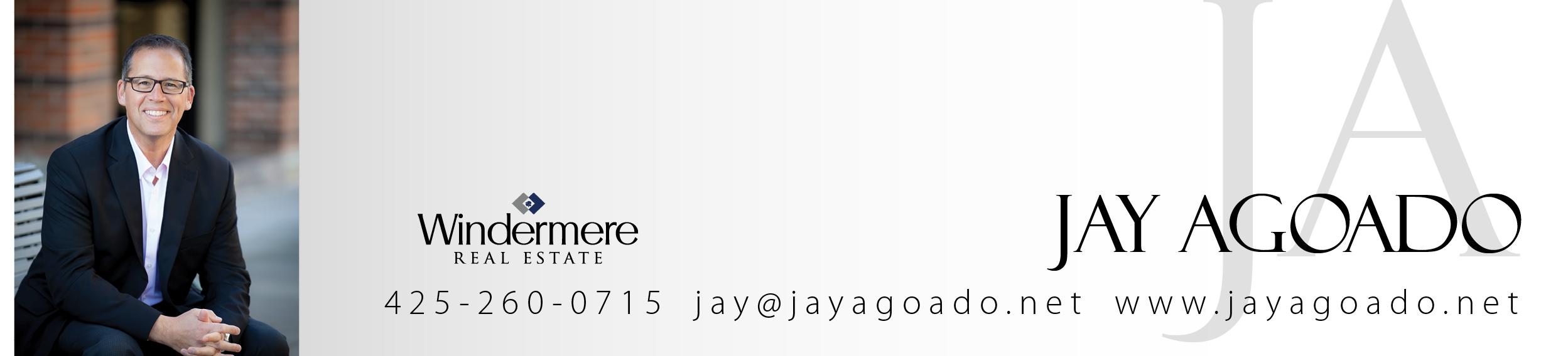 Jay Agoado, Windermere Real Estate